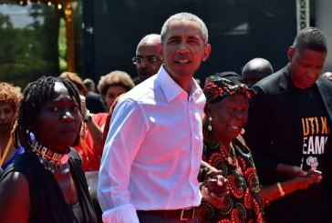 Obama Visits Kenyan Family, To Launch Youth Centre