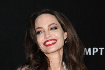 "Angelina Jolie Was a ""Guinea Pig"" for David Babaii's New Haircare Line, np:beautiful"