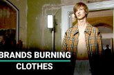 Burberry Destroyed $38 million worth of Clothing and Cosmetics — and People are really Upset