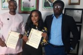 CeeC & Leo of Bbnaija Become Numatville Tourism Megacity Ambassadors, Get Plots Of Land