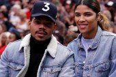 Chance the Rapper proposes to Kirsten Corley during 4th of July Barbecue
