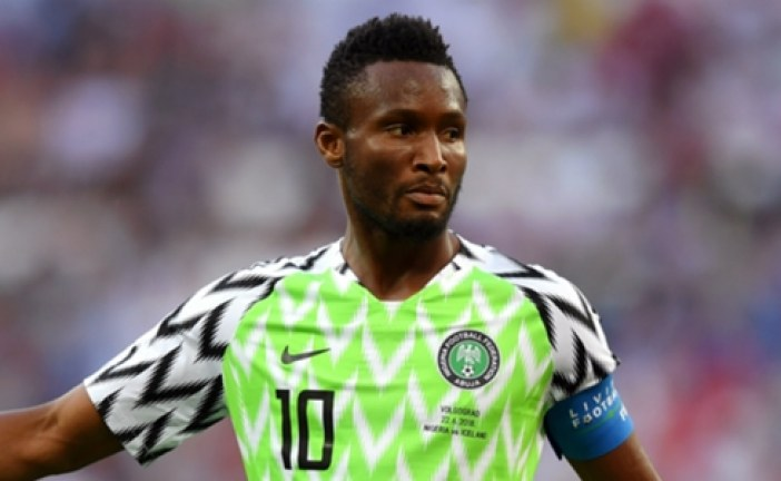Mikel Obi; I Faced Argentina Despite The Bad News Of My Father's Kidnap