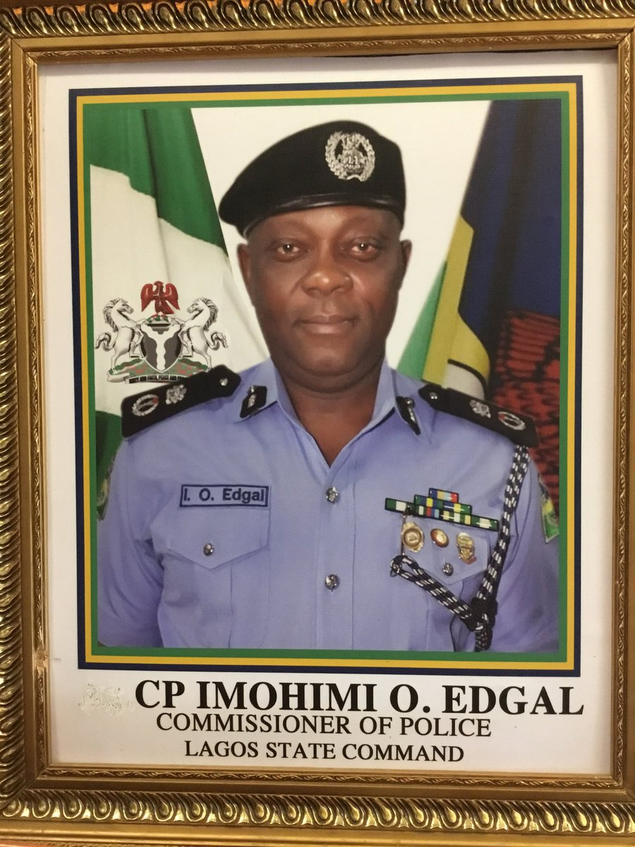 The Nigerian Police Force Bans Officers From Operating In Mufti And Commercial Buses