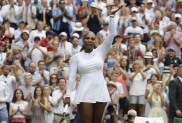 Serena Williams is being addressed as 'Mrs' at Wimbledon, raising new questions about Tradition