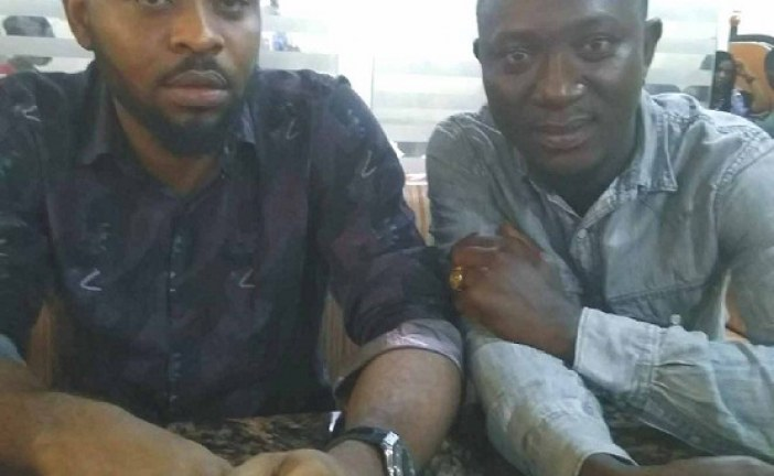 Time Out with Segun Opontisun's Manager, Ighagha Precious Ohis