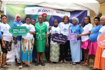 Access Bank Educates Communities on World Mosquito Day