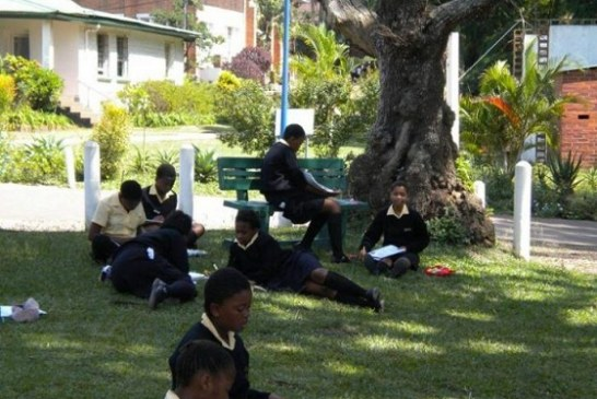 Girls Expelled From South African Private School For Allegedly Kissing