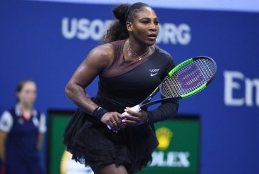 Serena Williams Kills The US Open In A Tutu After Catsuit Ban
