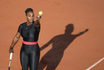 Serena Williams Was Unfazed by the French Ban on Her Catsuit