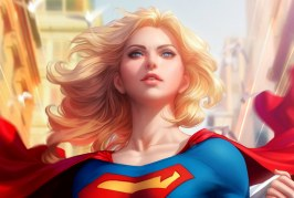 'SUPERGIRL' MOVIE IN THE WORKS FOR THE EVER GROWING DC CINEMATIC UNIVERSE