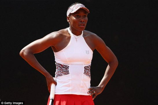 Venus Williams Expands Her Athletic line to Plus-size