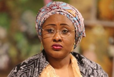 I have no Hand in my ADC's Detention —Aisha Buhari