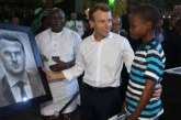 Young Artist Kareem Who Drew French President Macron Moves Into A New House