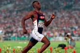 Famous Olympic Medalist Michael Johnson Suffers Stroke