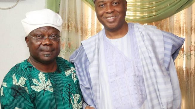 Omisore gives Conditions to Support PDP