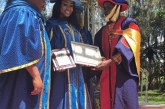 BBNaija star Anto Lecky Honored with Doctorate Degree