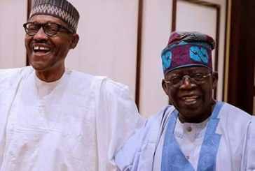 Buhari meets with Tinubu behind close door ahead of Lagos APC Gov Primary