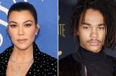 Kourtney Kardashian Goes Shopping with 20-Year-Old New Love Interest Luka Sabbat