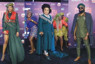 PHOTOS: King Of Boys Premieres To Warm Reception From Fans And Critics.