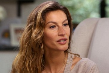 Gisele Bündchen Says She Cried When She Was Forced to Walk Topless in Her First Major Runway Show