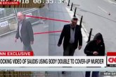 Saudi Operative Seen Wearing Jamal Khashoggi's Clothes After Killing: CNN