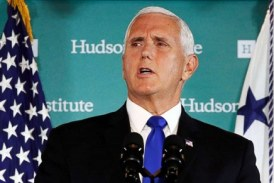 VP Pence calls on Google to end work on a search engine for China