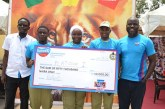 natnudO Foods Reward Winners of NYSC Lion's Den Business Plan Competition
