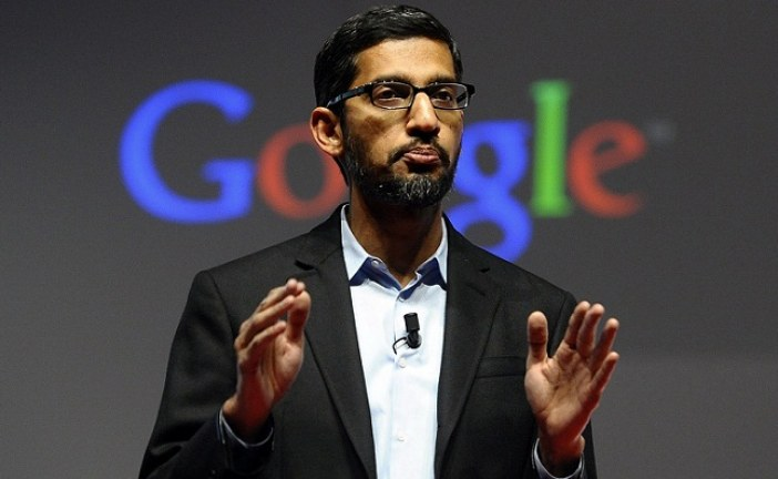 Google boss: 48 People Sacked for Sexual Harassment