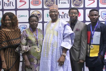 HiFL Awards and Dinner Holds In Grand Style