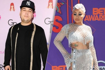 Blac Chyna Has Some Choice Words for Rob Kardashian Amid Child Support Fight
