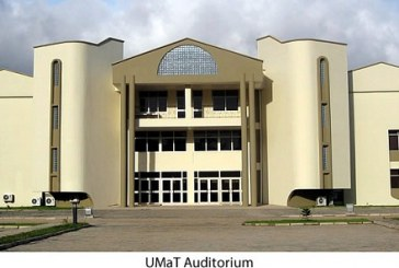 University Of Mines And Technology Holds 14th Matriculation