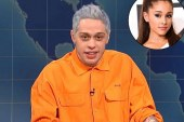 Pete Davidson Opened Up About His Breakup With Ariana Grande on SNL