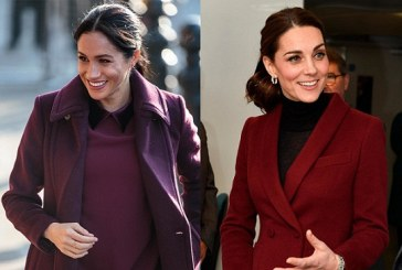 Kate Middleton Gushes Over Meghan Markle's Pregnancy as Feud Rumors Wage On