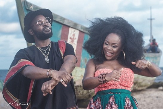 Omawumi out with brand new music 'Hold my Baby' feat Falz