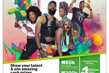 Glo Offers Subscribers N4. 8m in Social media Talent hunt, GLOIN60SECONDS