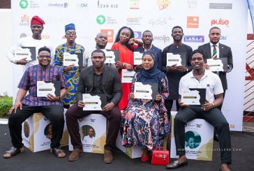 British Council hosts The Future Awards Africa 2018 nominees… Niniola, Zainab Balogun, Emmanuel Oyeleke, Ink Eze, Folu Storms, Tomike Alayande, others attend