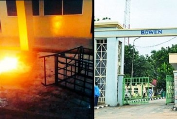 Bowen University says Reports about Students burning Hostels is a Lie