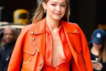 Gigi Hadid Is Already Wearing the Pantone Color of 2019