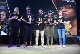 Fans can't stop talking about the exciting Infinix 12-12 Xfans party