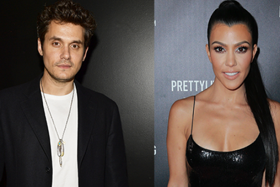 Here's What's Really Going on Between Kourtney Kardashian and John Mayer