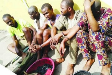 Police Nab Undergraduate, Four others for Money Ritual