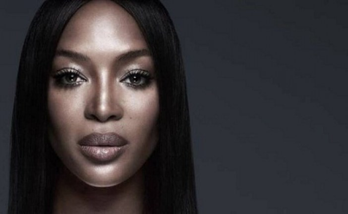 Naomi Campbell Is the New Face of Nars,