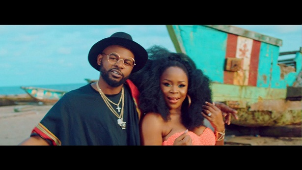 Omawumi, Falz drop official music video for 'Hold my Baby' [WATCH]