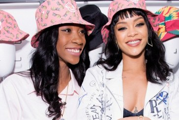 Rihanna and Melissa Forde Take Vacation Fashion to The Next Level