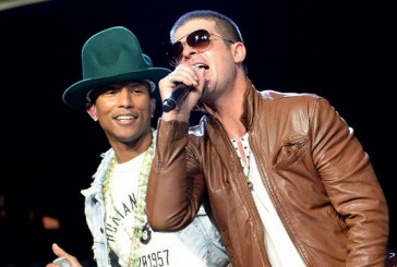 'Blurred Lines' ruling: Pharrell Williams, Robin Thicke ordered to pay Marvin Gaye's family $5M