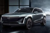 Cadillac Reveals Tesla-fighting Electric SUV