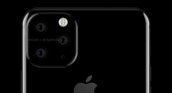 These Renders might be our first ever look at Apple's new iPhone 11 design