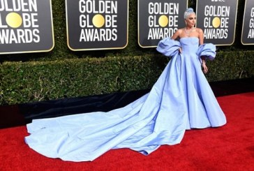 What the Celebrities Wore on the Golden Globes Red Carpet
