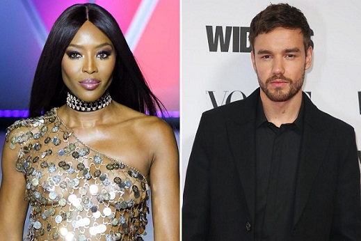 One Direction Liam Payne and Naomi Campbell flirt publicly  on Instagram