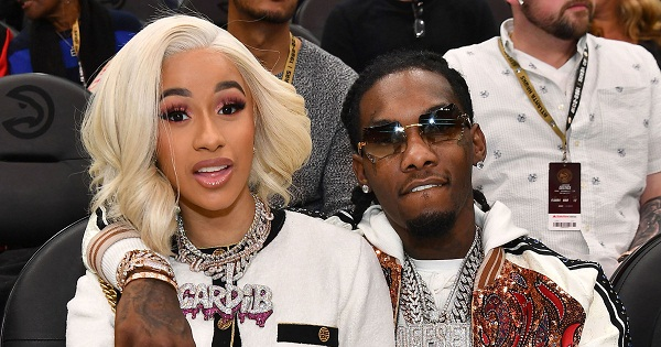 Cardi B Just Confirmed She and Offset Are Working Things Out